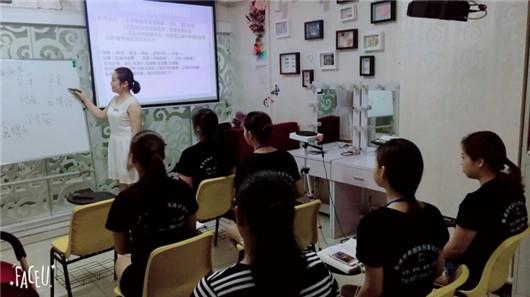 深圳美容学校信誉度